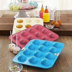 Cake Pop Pans from Nordic Ware - $19.95 Sur La Table