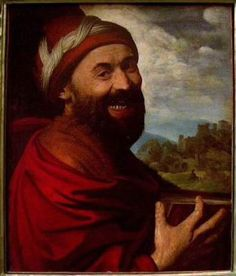 Democritus (l. c. 460 - c. 370 BCE) was a Greek philosopher and younger contemporary of Socrates, born in Abdera (though other sources cite Miletus) who, with his teacher Leucippus (l. 5th century BCE), was the first to propose an atomic universe. Democritus claimed that everything is made of tiny uncuttable building blocks known as atoms. Cardboard Box Crafts, Cardboard Castle, Architecture Artists, Architecture Tattoo, Chalkboard Drawings, Chalkboard Art, History Encyclopedia, Baroque Art, Wedding Tattoos