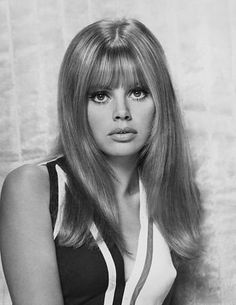 "Britt Ekland ""The Double Man"" Warner Brothers 1967"