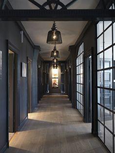 #home #decor #interior #design #simple #tranquil #earthy #neutral #zen #wabisabi #peaceful #dark #wood