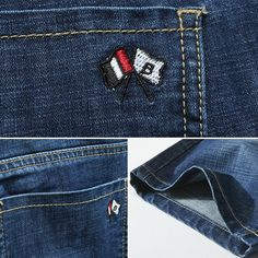 Summer Business Thin Mid Waist Short Jeans for Men Short Jeans, Levi Strauss & Co, How To Get Money, Jean Shorts, Business, Summer, Men, Product Display