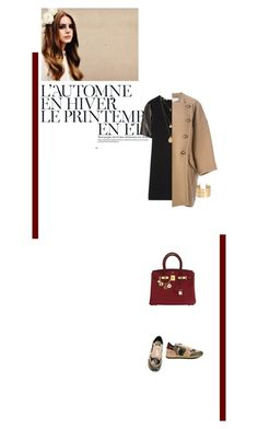 """Sin título #784"" by just-lala ❤ liked on Polyvore featuring Été Swim, Valentino, Miu Miu, Chloé, Hermès and H&M"