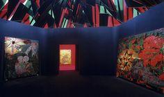 Within Reach (на 50-й Венецианской биеннале). Крис Офили (Chris Ofili, р. 1968) - современный британский художник. Представитель группы Молодые британские художники. Лауреат премии Тернера 1998. #Art #Искусство #Современное_искусство Биография, картины: http://contemporary-artists.ru/Chris_Ofili.html