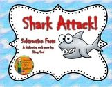 Subtraction facts fluency Game FREE This is a Bang! It has addition facts from to It can be played with any of players Included: Teacher directions Student directions Cards: Fish (for the backs of ALL the cards) Subtraction problems 1 Subtraction Strategies, Subtraction Activities, Math Activities, Numeracy, Addition Facts, Math Addition, Addition And Subtraction, Second Grade Freebies, Second Grade Math