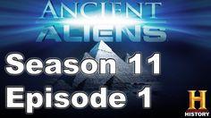 Documentary: Ancient Aliens Season 11 Episode 1  Pyramids of Antarctica - Universe - Strange - DFATU
