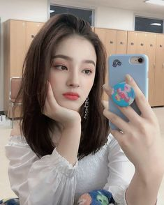 NaNcY 🤩 Nancy Jewel Mcdonie, Nancy Momoland, Candy Art, Asian Model Girl, Holy Chic, Cute Korean Girl, Brown Aesthetic, Girls Fashion Clothes, Clothing Hacks