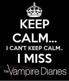 I miss it sooooooo much! Dear TVD cast and producers and the crew, please film faster so it can come on before October 2 ! I can't wait that long! I'm suffering from TVD withdraws! Serie The Vampire Diaries, Vampire Diaries Poster, Vampire Diaries Quotes, Vampire Diaries Seasons, Vampire Diaries Wallpaper, Vampire Diaries Damon, Vampire Diaries The Originals, Delena, Vampire Daries