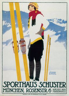 sporthaus schuster poster - Google Search