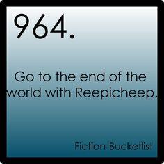 Fictional bucket list#964: Narnia
