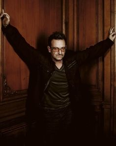 Still got it even at 53! Happy birthday Bono!