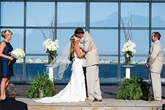 Real Weddings with Outer Banks Style. Roanoke Island Festival Park