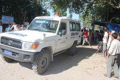 Biratnagar UNHCR ambulance service