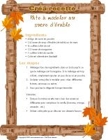 Crea-recette - Pate a modeler au sucre d'erable Learning Games, Early Learning, Kindergarten Activities, Toddler Activities, Sugar Bush, French Immersion, Reggio Emilia, Staycation, Quebec