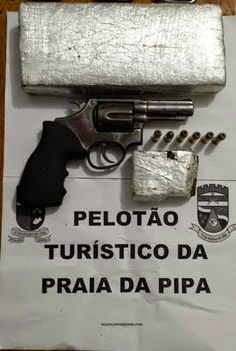 RN POLITICA EM DIA: OPERAÇÃO SATURAÇÃO: PM PRENDE CASAL EM PIPA.