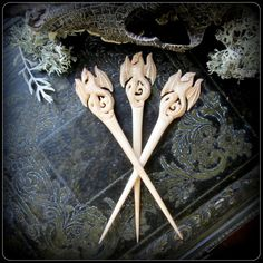 Mother of Dragons Hair Stick, Viking Hair Pin, Witchcraft Pagan Hairstick, Lagertha Daenerys Game of Thrones Cosplay, Valkyrie Ren Fair - New Ideas Snake Stick, Lagertha Hair, Snake Hair, Game Of Thrones Cosplay, Viking Hair, Viking Costume, Mother Of Dragons, Hair Sticks, Pagan
