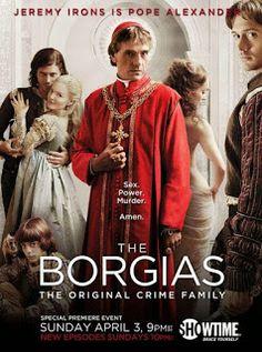 DeSerieTvs: The Borgias