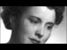 """Lisa della Casa; """"CAPRICCIO;  Final Scene; Richard Strauss"""