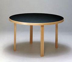 Alvar Aalto (1930s) Table 91 by Artek GBP1,583 #table