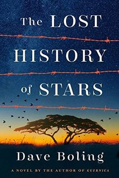 The Lost History of Stars by: Dave Boling (released in June, 2017) – A young girl and her female family members are interred in a South African concentration camp during the Boer War.