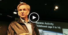 The Real Future of Space Exploration - In this passionate talk, legendary spacecraft designer Burt Rutan lambasts the US government-funded space program for stagnating and asks entrepreneurs to pick up where NASA has left off.