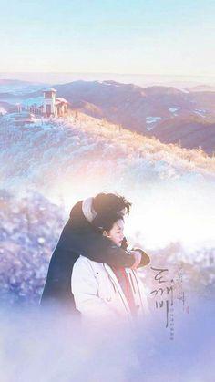 Goblin: the Lonely and Great God. Filmed so beautifully, like art W Korean Drama, Goblin Korean Drama, Drama Korea, Goblin 2016, Goblin Gong Yoo, Best Kdrama, Master's Sun, Yoo Gong, W Two Worlds
