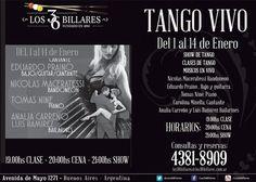 Los 36 Billares - Tango Vivo