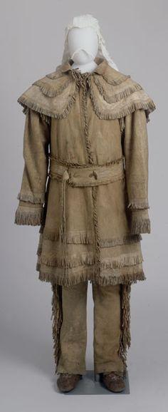 Mountain man / Frontiersman buckskin clothing