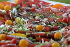 Tomato Salad by The Casual Gourmet!