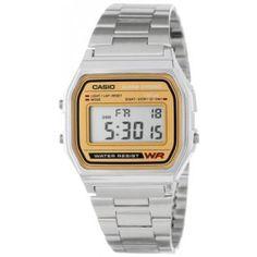 Compra Reloj Casio A158WEA-9CF - Plateado online ✓ Encuentra los mejores  productos Relojes de licencia hombre Casio en Linio México ✓ f1728b492cfc