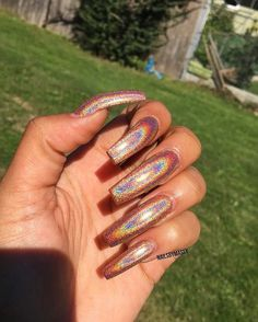 naildesignsbby on Bild Gram Gorgeous Nails, Love Nails, How To Do Nails, Pretty Nails, Nyc Nails, Nail Games, Girly, Acrylic Nails, Acrylics
