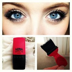 Mega Effects Mascara!   He won't be able to take his eyes off of yours. Selling fast NOW ONLY $10.00 at www.youravon.com/rocks5176