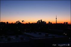 A Toronto Morning Toronto, Artsy, Celestial, Sunset, Explore, Board, Outdoor, Sunsets, Outdoors