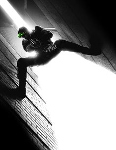 ArtStation - Splinter Cell, Wil Wells