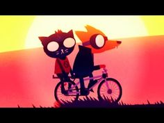 KNIFE FIGHTS | Night In The Woods - Part 3 - YouTube