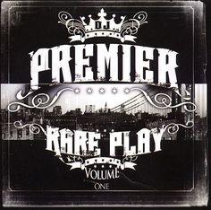 DJ Premier - Rare Play Volume One