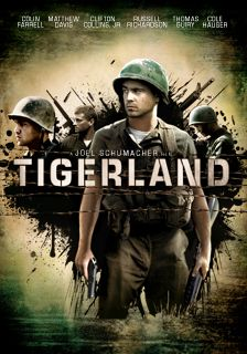 The movie Tigerland is about a group of soldiers who try to get sent back to the US from the war but the military sends them into action.