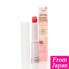 Canmake Tokyo Jerry stick Gloss Serum 4 colors Lip gloss