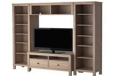 Amazing Bookcases for Living Room Storage from IKEA