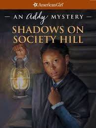KID'S MYSTERY BOOK REVIEWS HOSTED BY S. D. Brown: BOOK REVIEW: SHADOWS ON SOCIETY HILL