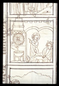 Hezekiah and  Water Clock