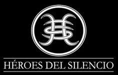 Heroes Del Silencio logo.jpg (400×255)