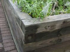 Tips for Creating Raised Bed Planters: If you are using flexible material such as lumber, the pressure of the soil will cause the wood to bow out. Provide staking halfway down the length and secure the wood to it to prevent this outward bowing.        If using wood, build the frame so the wood grain on all boards is facing inward. Otherwise, they may pull away and curve toward the outside as the wood dries and weathers. Not only is this unsightly, but it can also pull the screws or na...