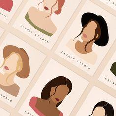Custom Jewelry Display Card Editable Earring Card Template | Etsy Earring Display, Jewellery Display, Roy Lichtenstein Pop Art, Eid Card Designs, Jewelry Illustration, Earring Cards, Polymer Clay Earrings, Girl Portraits, Custom Jewelry