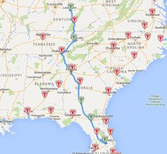 Map Of Usa Free Large Images Places To Go Pinterest United - Usa map with cities and capitals