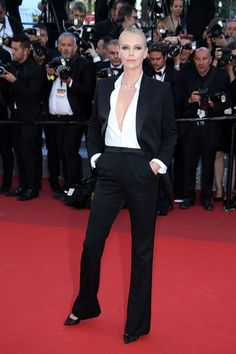 """The Last Face"" - Red Carpet Arrivals - The 69th Annual Cannes Film Festival"