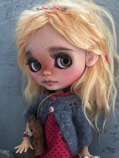 Blythe panenka Masha