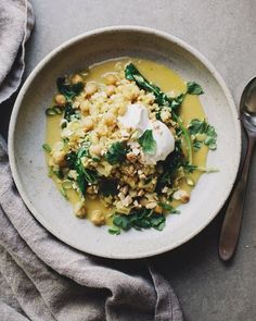 Veg Out with This Curried Cauliflower Rice & Chickpea Sauté — Delicious Links