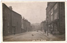 Dale Street, before the tram-lines.