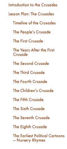 The Middle Ages   The Crusades ..