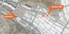 Mina stampede street to be a direct road to Jamarat